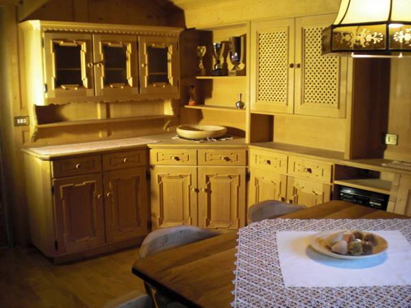Foto der Küche Elbrus