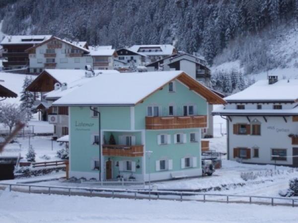 Foto invernale di presentazione Apartments Latemar - Appartamenti 2 soli