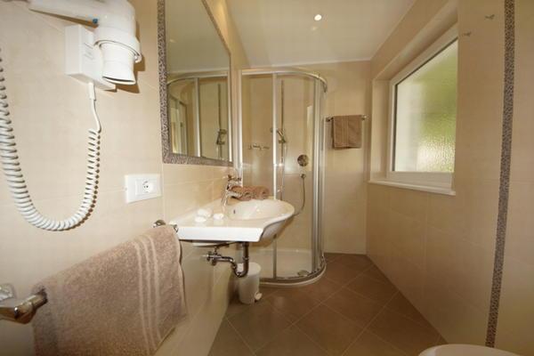 Foto del bagno Apartments Latemar