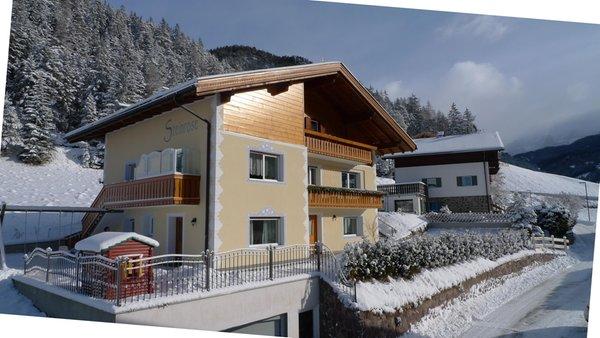 Foto invernale di presentazione Steinrose - Appartamenti 3 soli