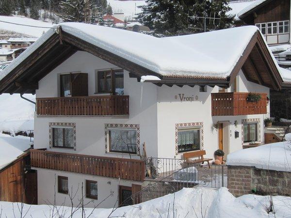 Foto invernale di presentazione Vroni - Appartamenti 2 soli