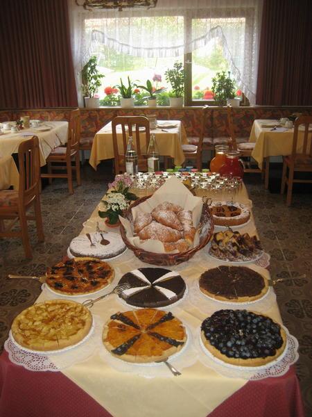 La colazione Maria - Hotel 3 stelle