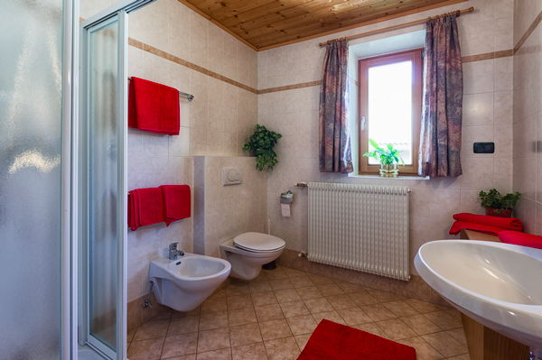 Photo of the bathroom Apartment Mauron