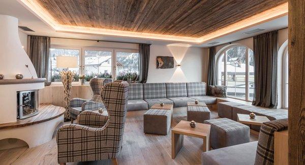 Le parti comuni Alpenheim Charming & SPA Hotel