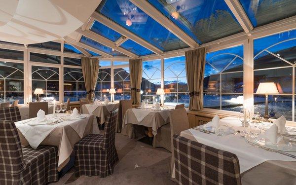 Il ristorante Ortisei Alpenheim Charming & SPA Hotel