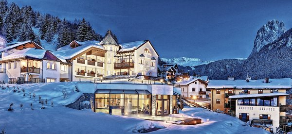 Winter presentation photo Alpenheim Charming & SPA Hotel - Hotel 4 stars