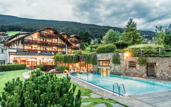 Foto estiva di presentazione Angelo/Engel - Hotel 4 stelle