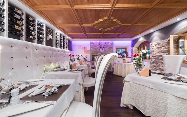 Das Restaurant St. Ulrich Alpin Garden Wellness Resort