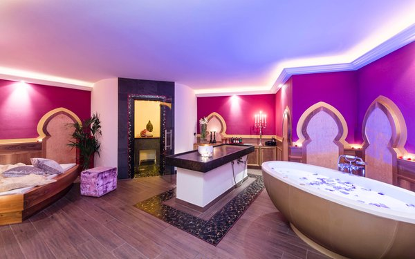 Foto del wellness Hotel Alpin Garden Wellness Resort