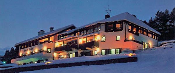 Foto esterno in inverno Grien