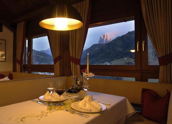 Il ristorante Ortisei Grien