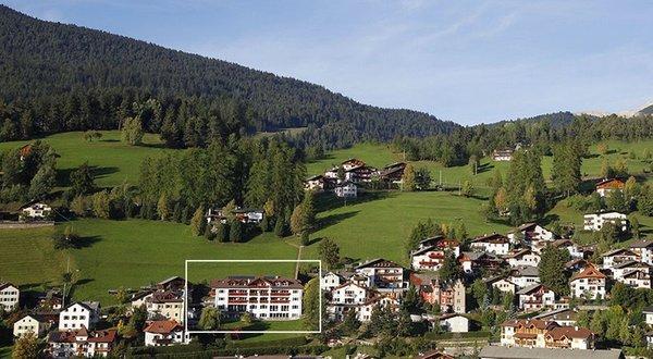 Lage Hotel Grones Ortisei
