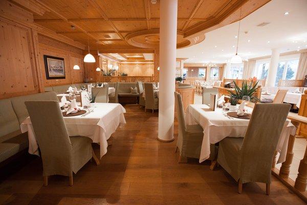 Il ristorante Ortisei Grones