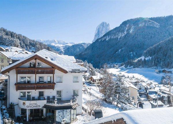 Winter Präsentationsbild Grones - Hotel 4 Sterne
