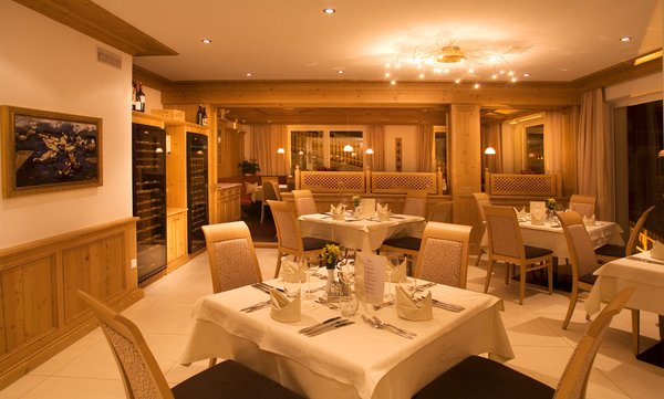 Das Restaurant St. Ulrich Grones