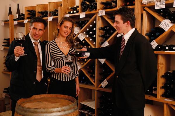 La cantina dei vini Ortisei Grones