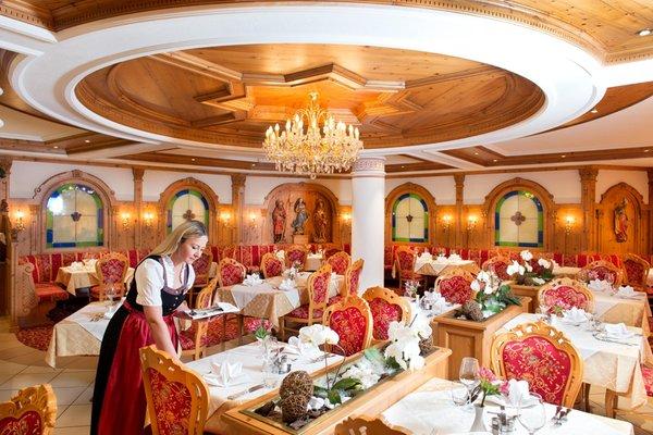 Das Restaurant St. Ulrich Ansitz Jakoberhof