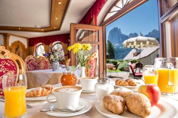 La colazione Ansitz Jakoberhof - Hotel 4 stelle