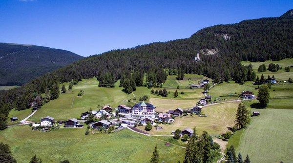 La posizione Hotel Ansitz Jakoberhof Ortisei