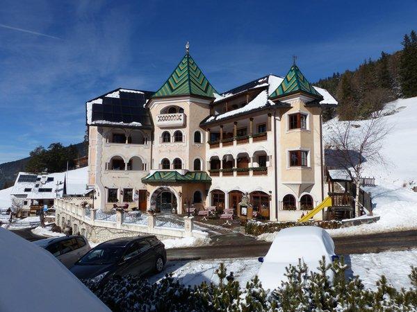 Foto invernale di presentazione Ansitz Jakoberhof - Hotel 4 stelle