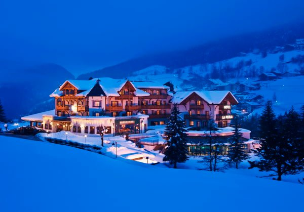Winter presentation photo Hotel Alpin & Vital Hotel La Perla