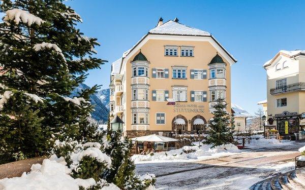 Winter presentation photo Hotel Am Stetteneck