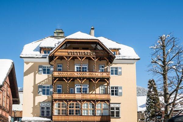 Photo exteriors in winter Am Stetteneck