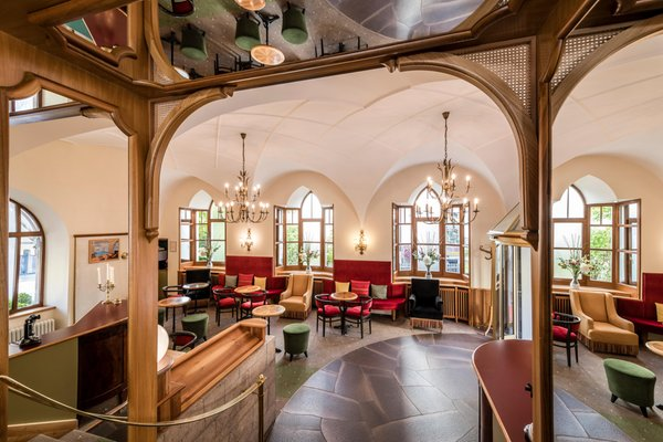 The common areas Hotel Am Stetteneck