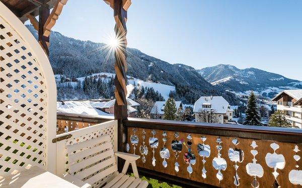 Photo of the balcony Am Stetteneck