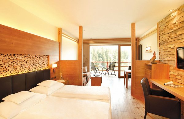 Foto vom Zimmer Hotel Albion Mountain Spa Resort Dolomites