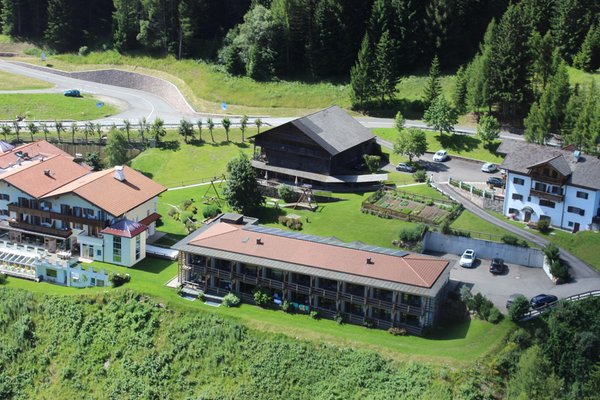 Position Hotel Albion Mountain Spa Resort Dolomites Ortisei / St. Ulrich