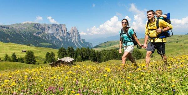 Attività estate Val Gardena
