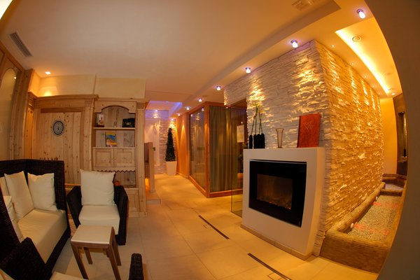 Le parti comuni Hotel Albion Mountain Spa Resort Dolomites