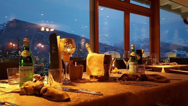 Il ristorante Ortisei Albion Mountain Spa Resort Dolomites