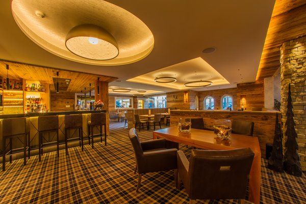 Foto del bar Hotel Albion Mountain Spa Resort Dolomites