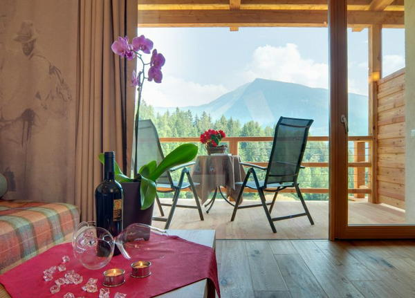 Foto della camera Hotel Albion Mountain Spa Resort Dolomites