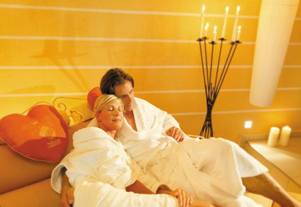 Foto vom Wellness-Bereich Hotel Albion Mountain Spa Resort Dolomites