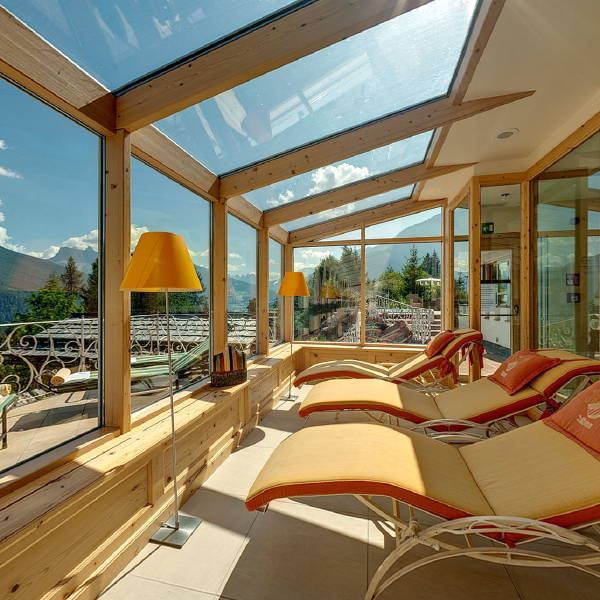 Foto del wellness Hotel Albion Mountain Spa Resort Dolomites