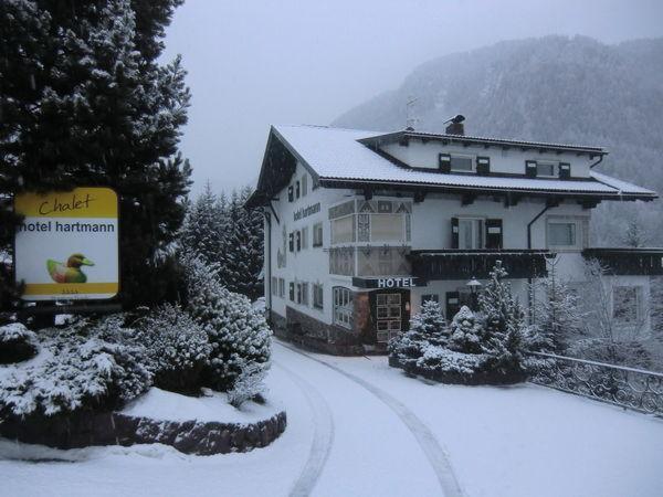 Winter presentation photo Hotel Hartmann Beauty & Relax