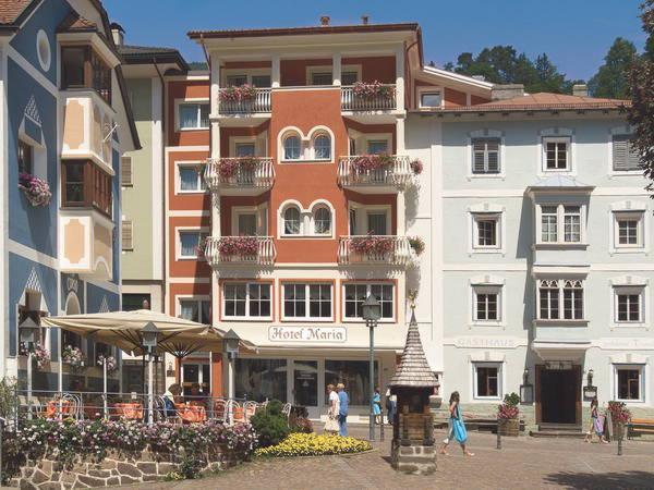 Foto estiva di presentazione Hotel Maria