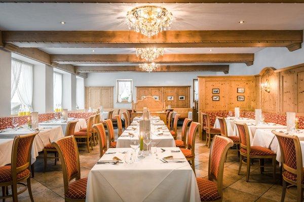 Il ristorante Ortisei Maria