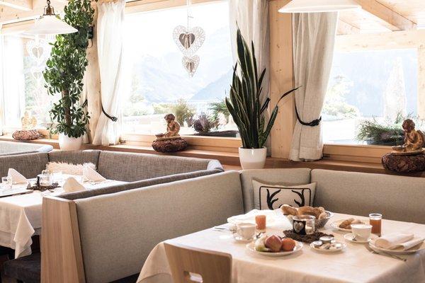 Das Frühstück Pinei Nature & Spirit - Hotel 4 Sterne