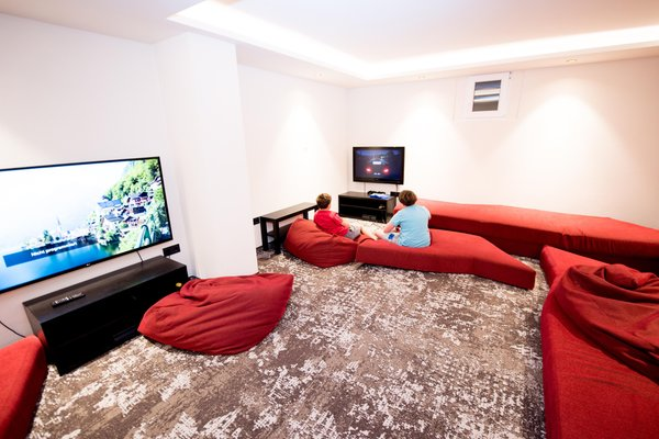 Le parti comuni Hotel Pinei Nature & Spirit
