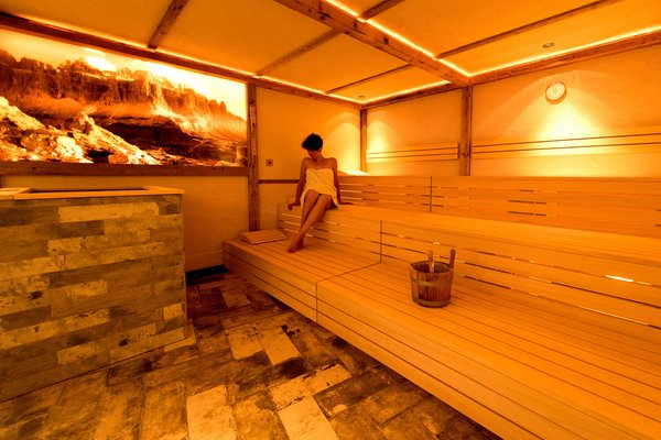 Photo of the sauna Ortisei / St. Ulrich