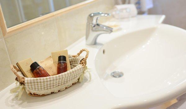 Foto del bagno Hotel Piciuel