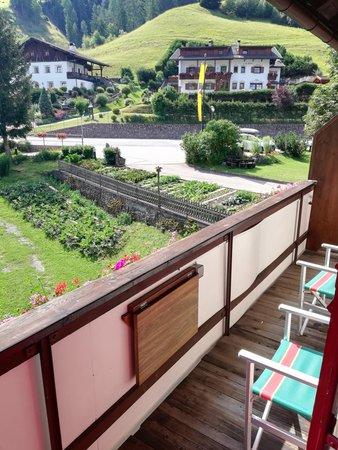 Foto del balcone Rodes