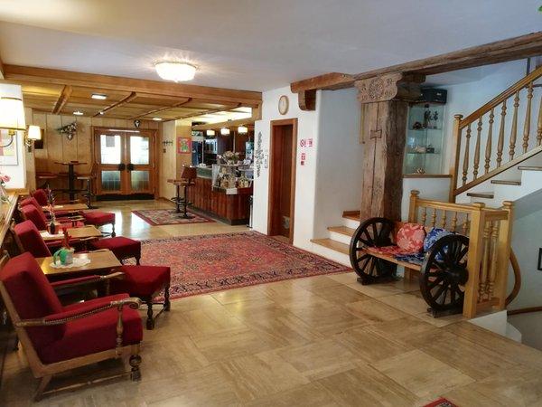 Die Gemeinschaftsräume Hotel Rodes