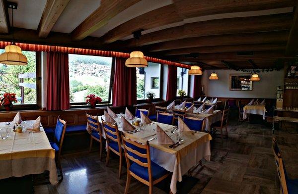 Das Restaurant St. Ulrich Rodes