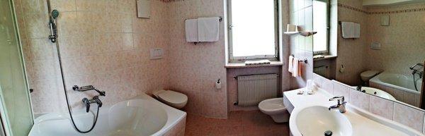 Foto del bagno Hotel Rodes