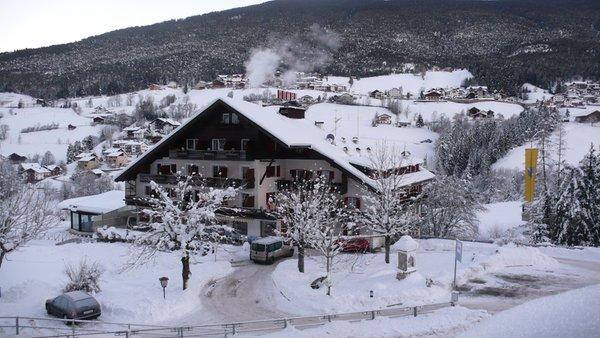 Winter Präsentationsbild Hotel Rodes